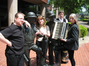Eastern Watershed Klezmer Quartet