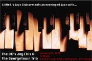 Joy Ellis & The Georgetown Trio @ Little E's