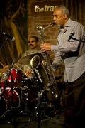 Kahil El-Zabar & Hamiet Bluiett Ritual Trio