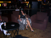 Antoinette Manganas performs at The Meadowlands Casino and Racetrack