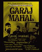 Garaj Mahal @ The Hideout (Oakland)