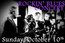 ROCKIN' BLUES CONCERT for Mars Home for Youth (Mars, PA.)
