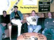 This Friday...The RumpShakers Appearing @The Large Hotel