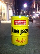 Jazz at Andys presents Patrick Arena