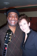 Tania Grubbs & Mark Strickland Duo at Morgan's