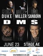 Jazz Cruises Present The DMS Tour featuring George Duke, Marcus Miller & David Sanborn