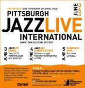 Pittsburgh JazzLive International