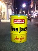 Jazz at Andys at the Fairmont Pittsburgh presents Joe Negri