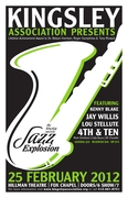 "The Kingsley Awards ""Jazz Explosion"""