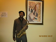CJ's Saturday evening jazz session w Tony Campbell and Jazzsurgery