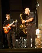 Ron Wilson Trio featuring Lou Stellute @ Papa J's in Carnegie