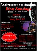 FIRST SUNDAYS GOSPEL JAZZ JAM SESSION 1ST ANNIVERSARY - FEATURING DWAYNE DOLPHIN