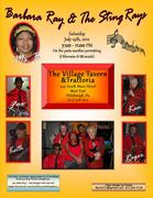 Barbara Ray & The StingRays@The Village Tavern and Trattoria