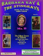 Barbara Ray & The StingRays@The Village Tavern and Trattoria