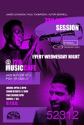 720 Jazz Session (( EVERY WEDNESDAY ))
