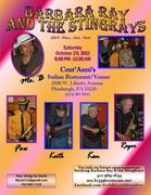 Barbara Ray & The StingRays @ Cent'Anni's Italian Resturant & Entertainment Venue
