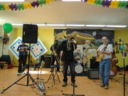 BLUES ORPHANS wrap up  Mid-Summer Music Festival in Slippery Rock