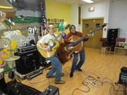 BLUES ORPHANS at PENN BREWERY for August Blast Off