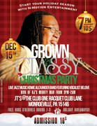 Grown & Classy 'CHRISTMAS PARTY'