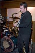 RML Jazz Trio at Bonnie and Clyde's Restaurant