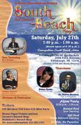 N-Motion Entertainment's 2nd Annual South Beach Party Featuring ERIC DARIUS!