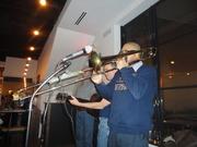 Blues Orphams Trio at Vivo Kitchen tonight
