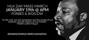 Mass March Against the Racist Wars at Home and Abroad