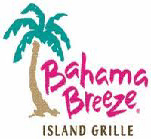 Ken Lamison at Bahama Breeze