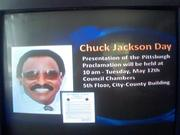 May 12 to be named Chuck Jackson Day in Pittsburgh
