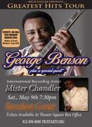 "George Benson ""Greatest Hits Tour"""