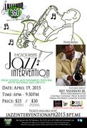 Jazz Intervention Project featuring Art Sherrod Jr.