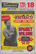 TITLE TOWN Dance & Show feat. Spanky Wilson & the All-Stars