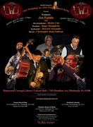 The 2nd Annual Jazz Workshop Inc. Trilogy series - featuring Trumpeter Jon Faddis