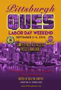 PURPLE & GOLD LABOR DAY WEEKEND