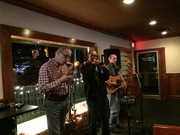 BLUES ORPHANS TRIO rocks North Hills at Bistro 9101