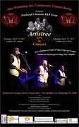 Jazz Workshop Inc. Community Concert Series Presents ARTISTREE Live in Concert