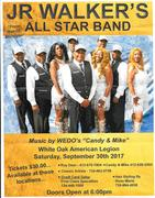 JR. WALKERS' ALL STAR BAND & SOUTHSIDEJERRY (as M.C.)