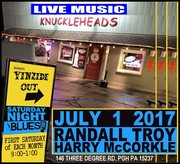 Knuckleheads SAT NIGHT BLUES w/Yinzide Out