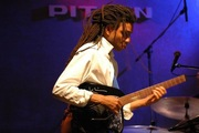 Jazz Poetry Month: Jerome Harris & Brandon Ross