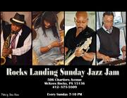 Rocks Landing Smooth Jazzsurgery Sundays w Tony Campbell