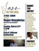 Pitt Jazz Ensemble Free concert