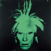 """Andy Warhol """"The Last Decade"""" 