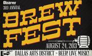 3rd Annual Brewfest