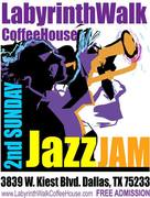 Jazz Jam at the Labyrinth Walk Coffee House