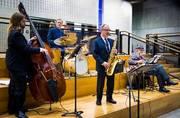 Live Jazz with The Mark McKenzie Quartet!