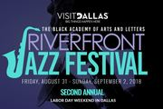 2nd Annual Riverfront Jazz Festival