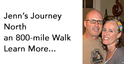 Jenns Journey North Blog
