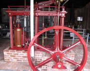 Key Beam Steam Engine - Mannum Dock Museum