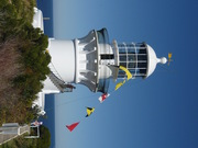 Sugarloaf Point lighthouse opening