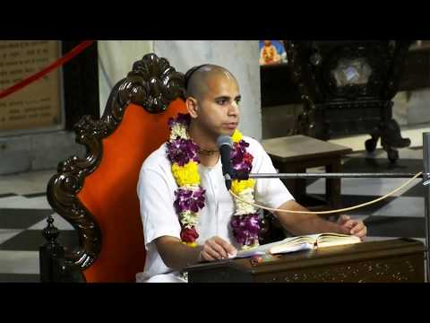 Achintaya Rupa Prabhu Evening Bhagavad Gita Class 7.16 | 13th Feb 2019 | ISKCON Juhu
